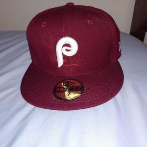 """P"" Brand Hat"